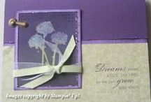 Focus:Bleach on Cards / Handmade cards using ink and bleach