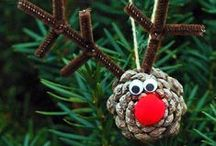 Christmas & Winter Crafts & Recipes for Kids / Kid Friendly Christmas & Winter Activities, Crafts, Recipes & DIY Gifts