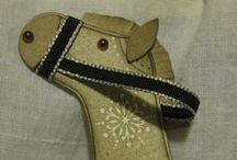 Focus:Stocking Dies on Cards / Handmade cards featuring the Stampin' Up Stocking Die.