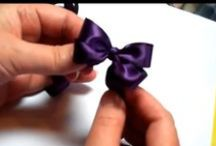 Focus:Ribbon on Cards* / Handmade cards containing ribbon as an embellishment or techniques for using ribbon.