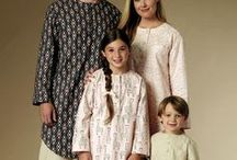 Sleepwear Patterns / Sleepwear, loungewear and more for the whole family
