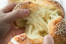 ♨ breads, buns / breads, buns, savory cornbread, savoury scones, loafs