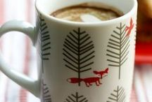 Hot Drinks for Cold Weather / Recipes for hot chocolate, coffee, mulled drinks and more.