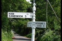 Sandwich, Kent / My beautiful Hometown..... / by Jan Raes