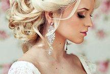 Wedding Hair & Makeup Ideas