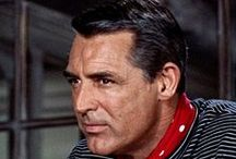 Cary Grant / Cary Grant is my all-time favorite actor. He was as versatile as he was handsome. His ability to play in both comic and dramatic roles speaks to his genius as an artist. We will never see the likes of him again. AnEmpoweredSpirit.com
