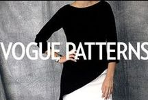 Vogue Patterns Winter/Holiday / The newest collection of sewing patterns from Vogue Patterns, with designer patterns from Zandra Rhodes, Nicola Finetti, Donna Karan and more. Lots of special occasion sewing options. / by The McCall Pattern Company