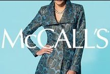 McCall's Winter-Holiday Patterns / New sewing patterns from McCall's features holiday glam outfits, cozy family sleepwear, athleisure looks and more. / by The McCall Pattern Company