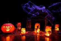 Halloween / Pumpkins, lanterns, witches, halloween costumes and anything spooky! / by SimplyEighties.com