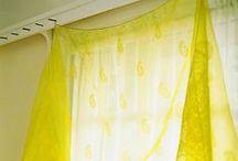 • yellow / jaune poussin, jaune d'or, doré, jaune pastel #color #yellow #couleur #jaune