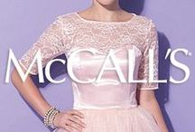 McCall's Early Spring Patterns / Sewing patterns from McCall's Early Spring 2016 collection. / by The McCall Pattern Company