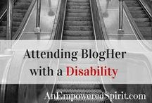 Disability Travel Reviews / Travel doesn't have to end when living with a disability. Here are some places that are easy to get around whether by foot, walker or wheelchair. AnEmpoweredSpirit.com