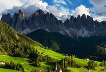 Lovely Mountains