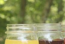 Healthy Drinks / Healthy, homemade drinks. Recipes for hot and cold drinks.  #healthydrinks