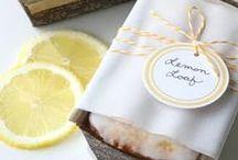 FOOD: When Life Gives You Lemons    #lemon #food #desert / Make these!  #lemon #food #desert
