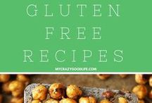 FOOD: Gluten Free #gluten #paleo / Learning about this.