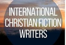 International Christian Fiction Writers / International Christian Fiction Writers: Connecting readers and writers around the world.