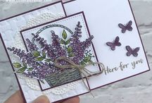 Cards - Lots of Lavender