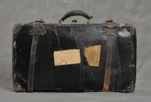 Vintage Suitcases / by Deb Worrell