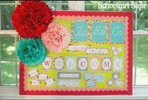 Classroom / Classroom Decor, Classroom Organization, Classroom Ideas