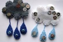 Craft: Jewellery & Accessories Tutorials / by Michaela Cooper