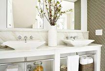 Bathroom / by Kirsten Braddock