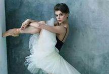 "B a l l e t / ""Dance is the hidden language of the soul..."" Martha Graham~"