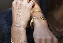 Arm-yyy! / we are All in the Arm-yyy...because we are mad about bracelets and bangles! / by Margherita Antinori