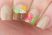 Amazing Nails Addict / Nail art that's kick ass! / by Jenn Bittysweet