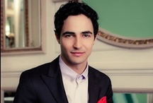 Zac Posen / What can be said that hasn't already been said about this young designer?  The man knows how to build amazing dresses... / by Debbie Kriegh