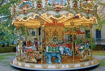 Carousels / by Gilded Rose