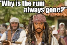 Why is the Rum Always Gone? / All about Johnny Depp! / by Yvonne Elkins