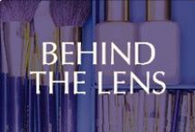 Behind the Lens / A backstage pass to Estée Lauder photo shoots