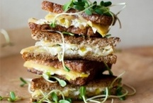 grilled cheese madness / by sonal chokshi