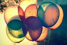 i love ballons / by Katie Light