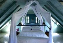 Best Bedrooms/Blissful slumber / Beautiful, restful bedrooms, beautiful beds & comfy nightwear