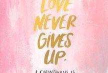 Scripture / by Kimberly Tatum