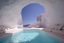 Santorini Blue  / by Evy C.