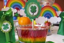 St. Patrick's Day / St. Patrick's Day crafts, food, ideas, and fun activities.