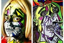 My Face Paint Work / by Smashin Beauty