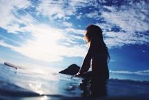 sunny days / by Carlie Prescott
