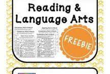 English/Language Arts / by Kammie Frady