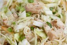 * Salads*