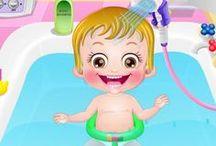 Baby Hazel / The complete collection of Baby Hazel games on www.gamesbabyhazel.com/