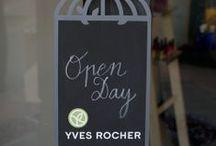 Eventos Yves Rocher