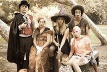 Halloween Family Photos