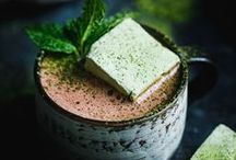 Matcha / All Matcha Everything! From Matcha Lattes to Foodie recipes, traditional matcha making tools and infused food.