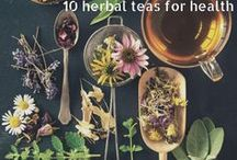 Tea Health & Wellness / Looking for tea that can help you be a little healthier? These teas  and infograph could help you.