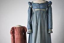 Regency Era Historical Clothing / by Kay Demlow