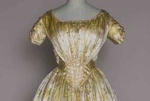 1840's Historical Clothing / by Kay Demlow